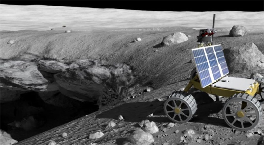 NASA advances lunar crater modeling and asteroid mining ...